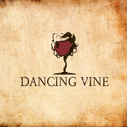 Dancing Vine - An elegant and professional logo needed for a wine blog.