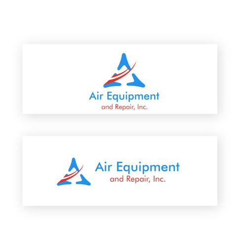 Logo For Air equipment and repair corporation