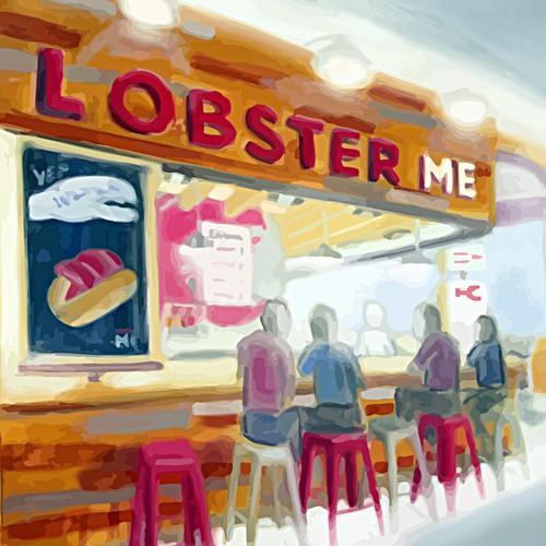 Lobster ME Storefront Illustration