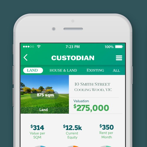 Mobile Application for Custodian-Australia