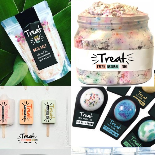 treat spa products