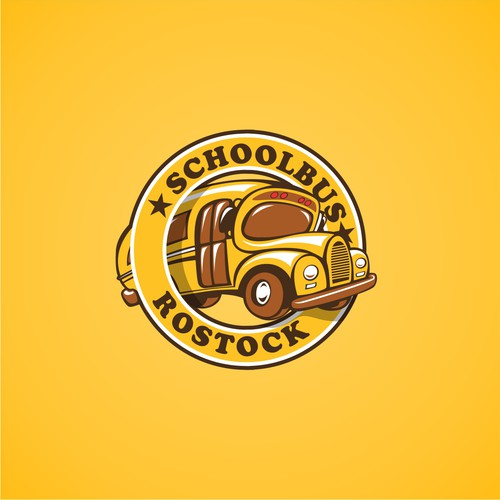 Schoolbus rostock