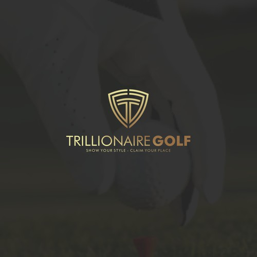 TG shield logo design