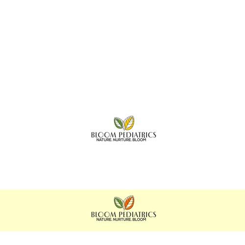 Bloom Pediatric logo contest