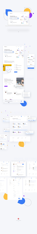 Mockup/Webdesign für Studybear