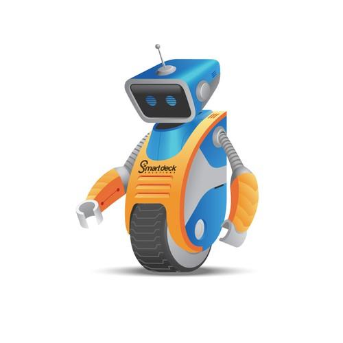 Mascot concept for smartdeck