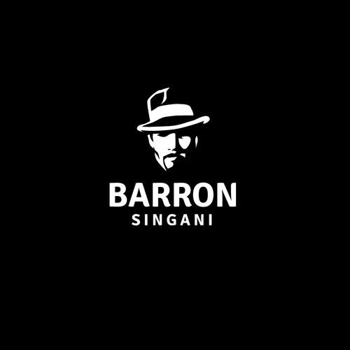logo concept for Barron Singani