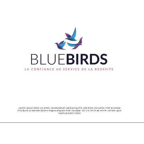 Identité visuelle pour Bluebirds