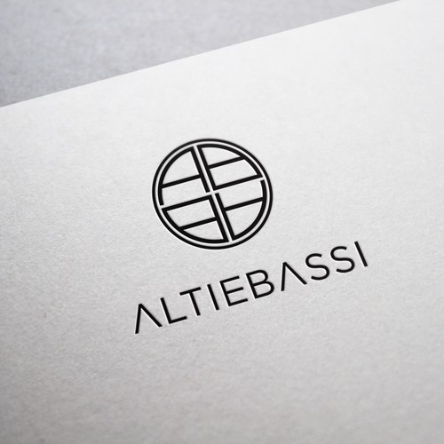 ALTIEBASSI ha bisogno di un nuovo logo