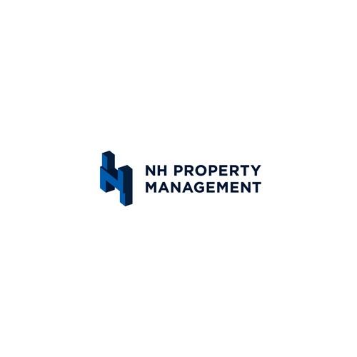 Logo for property management company