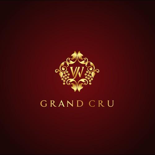 Logo Design for Wine Importer/distributor JWGrandCru