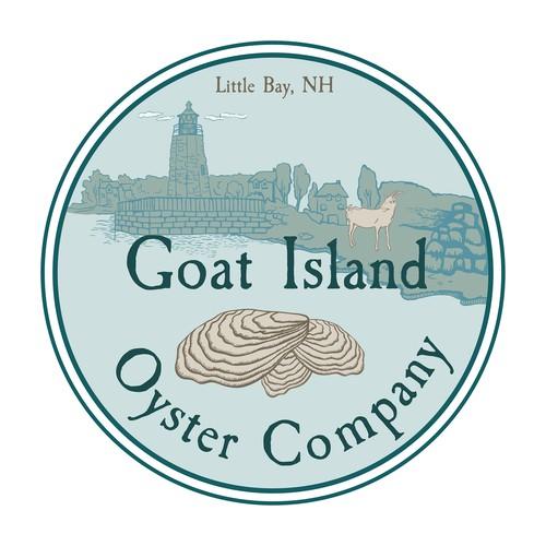 Small New Hampshire Oyster Farm Needs A Logo