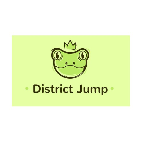Logo for District Jump