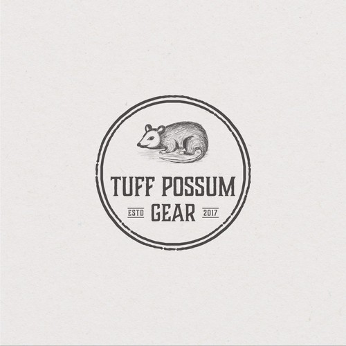 Logo for Tuff Possum Gear