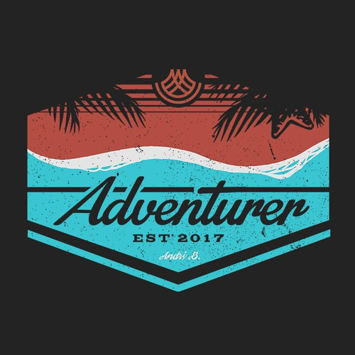 Simple Adventure T-Shirt