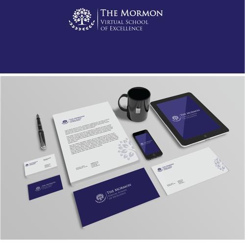 mormon school logo