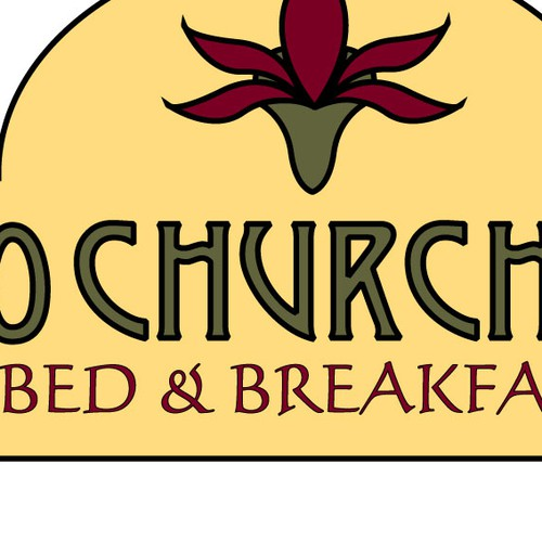 100 Church Street Bed and Breakfast needs a new logo
