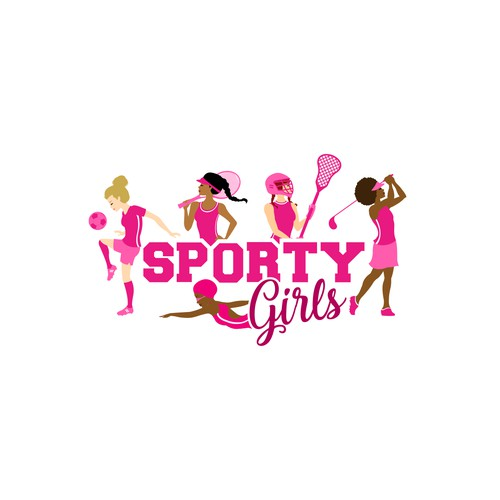 Sporty Girls Logo