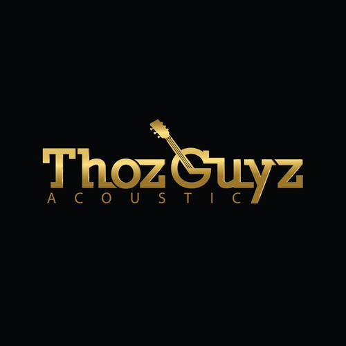 Logo for Acoustic Band: Thoz Guyz