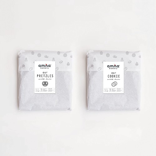Packaging for bakery products