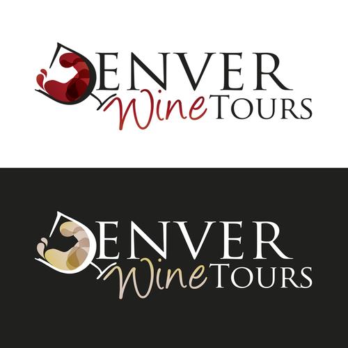 Denver WINE Tours needs a cool new creative logo!