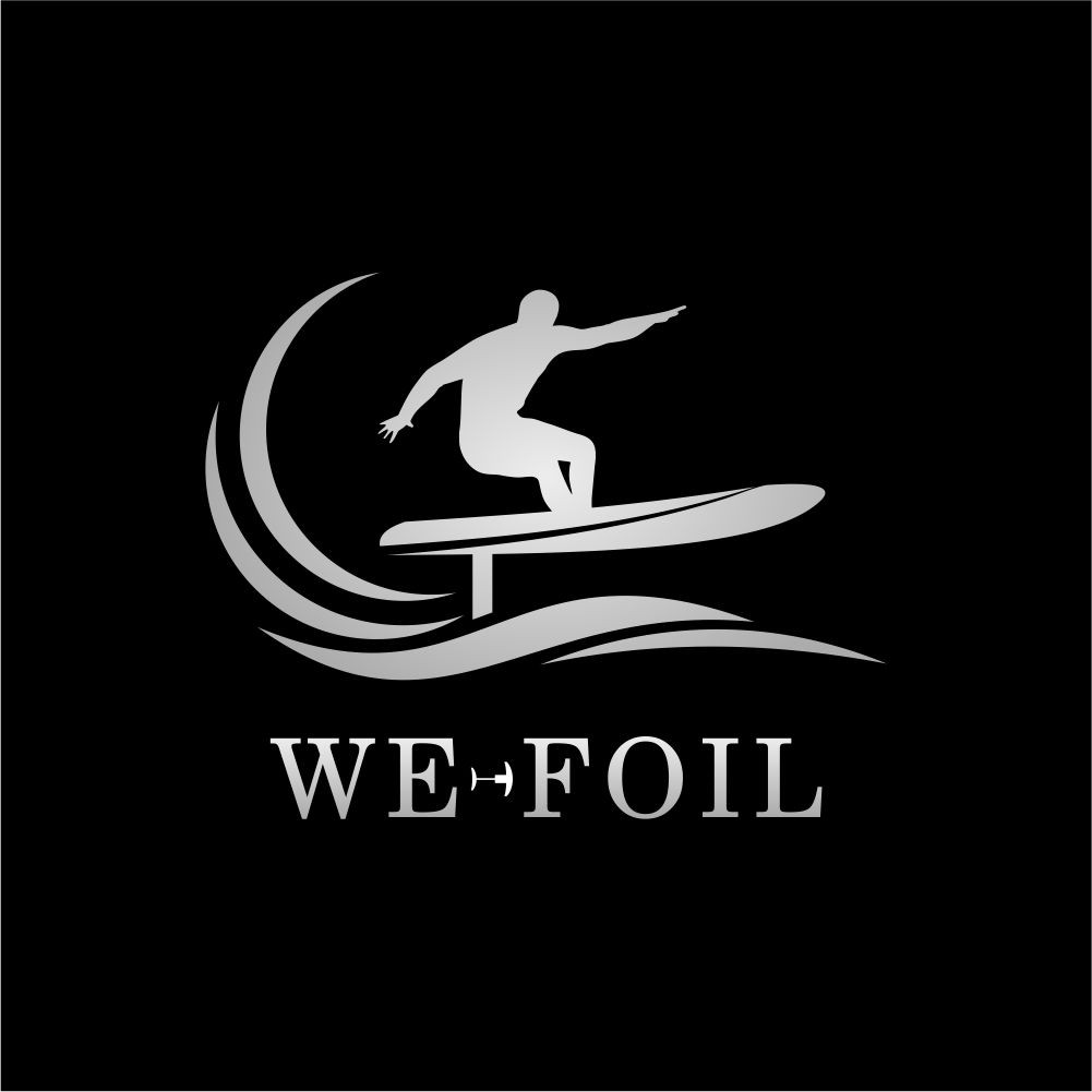Modern Masculine Luxurious logo needed for new E-foiling sport business