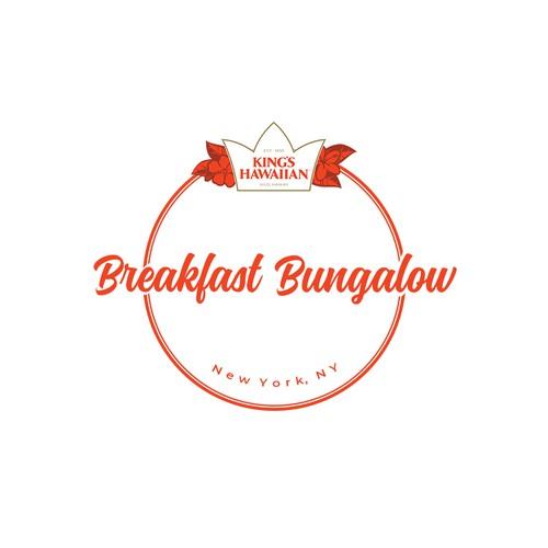 Breakfast bungalow logo