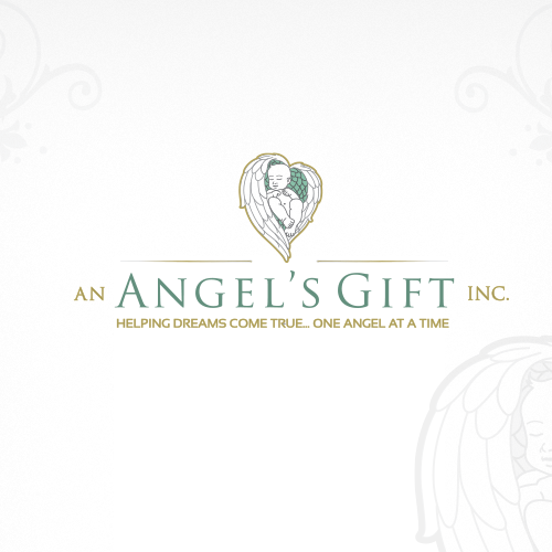 Create the next logo for An Angel's Gift, Inc.