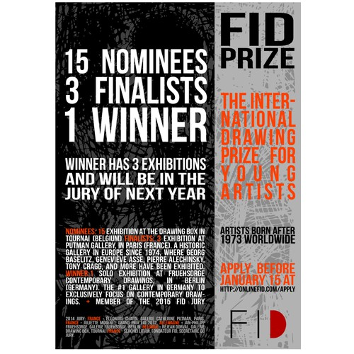 FLYER for FID