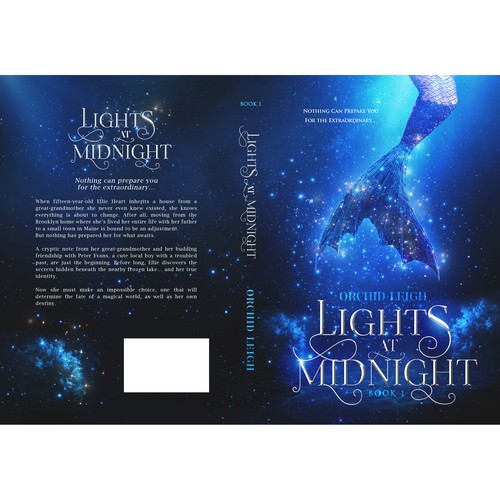 'Light at Midnight' book cover