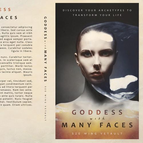Conceptual Non Fiction cover design