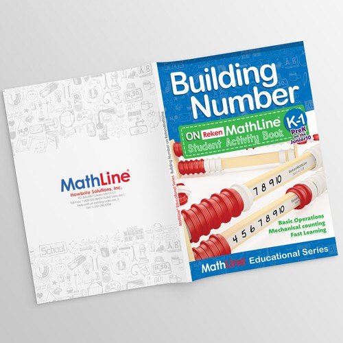 Cover for a Kid Math tool