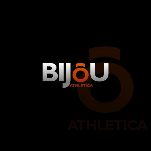 Logo concept for Bijuou, cool fitness