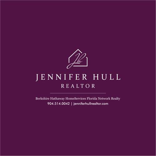 Personal logo design for JH Realtor