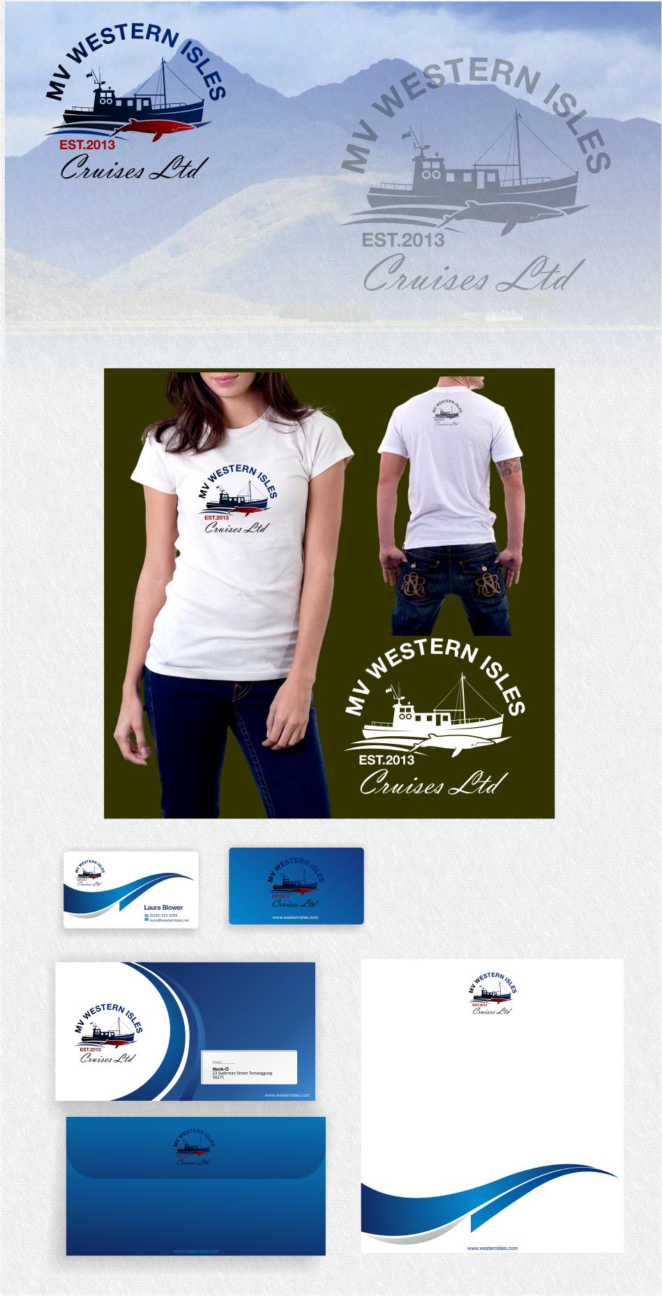 MV Western Isles Cruises LTD needs a new logo