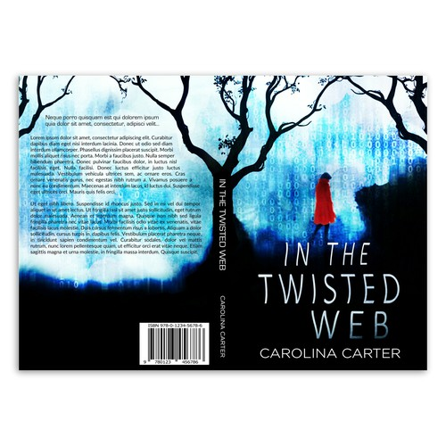 In the Twisted Web - Print Layout