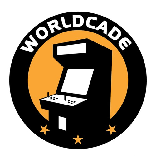 WORLDCADE Gaming Logo