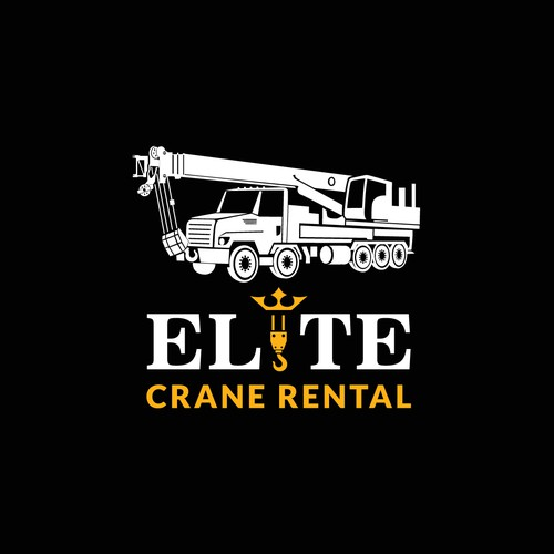 Logo for Crane Rental Service