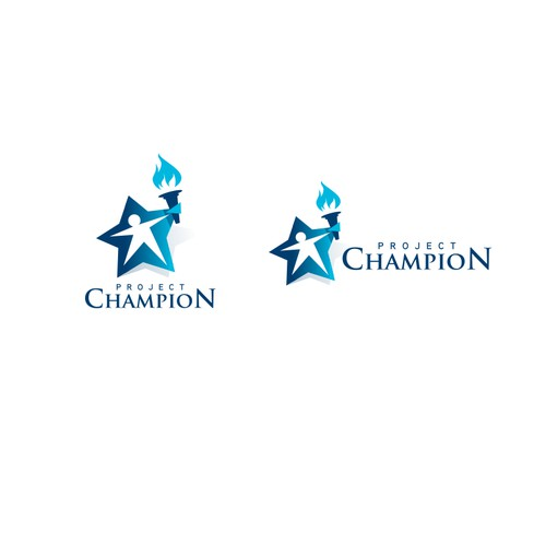 Project Champion needs a new logo