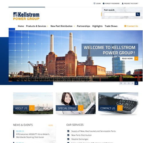 Kellstrom Power group