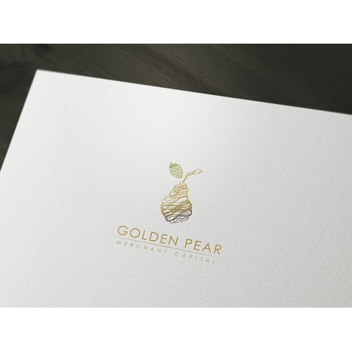 Golden Pear Merchant Capital needs a new logo