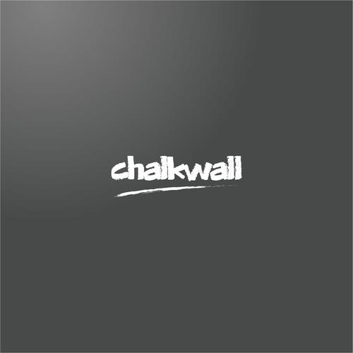 Bold logo for Chalkwall
