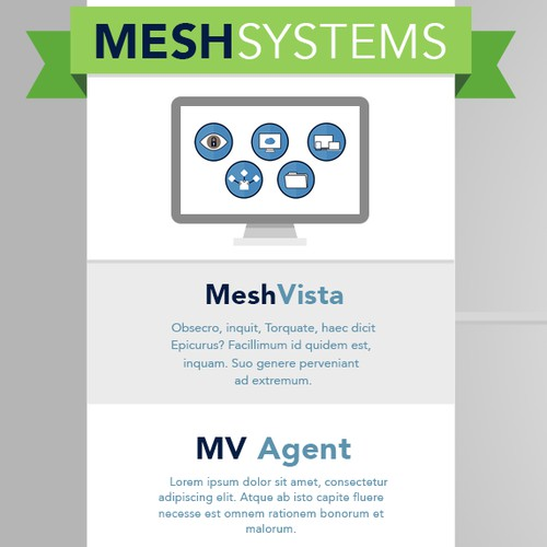 Infographic for security software