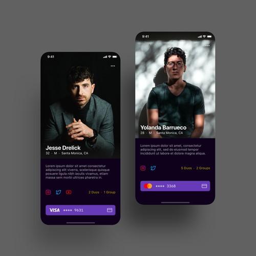 Cool Nightclub App