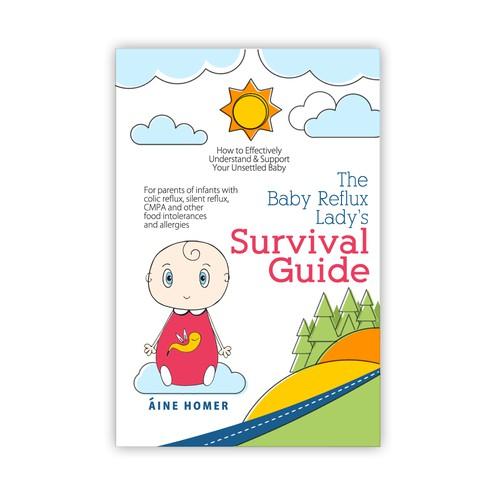 Baby reflux book