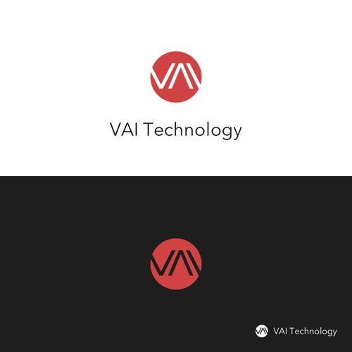 Logo for technology company VAI