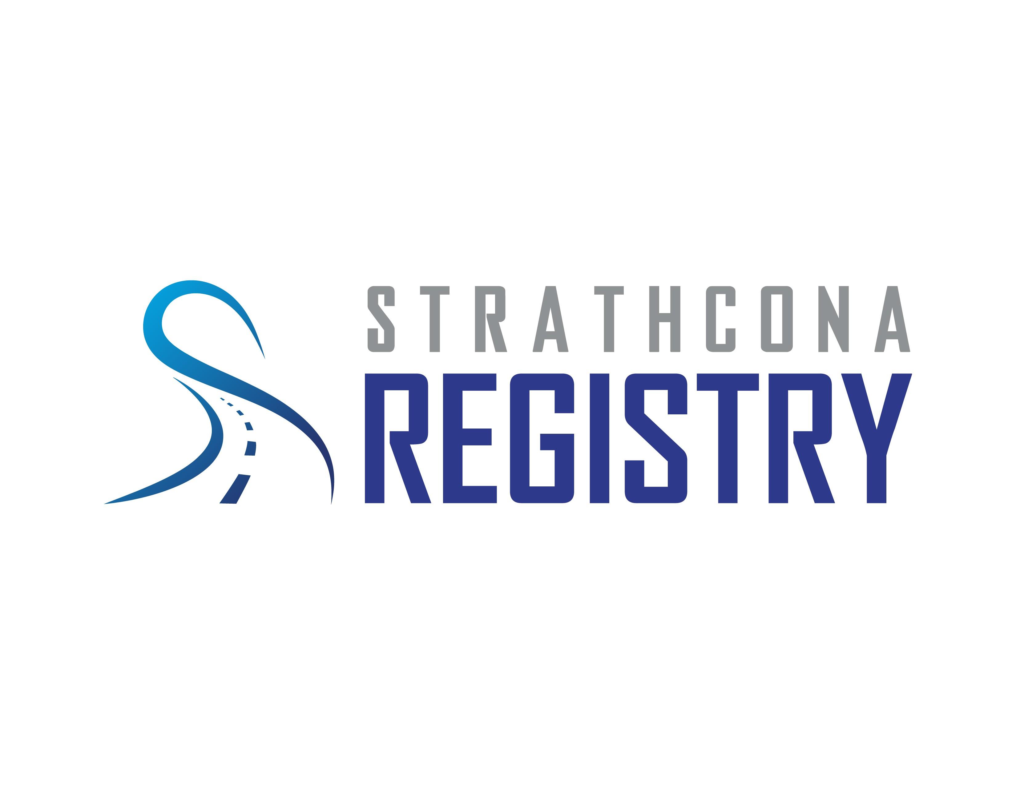 Strathcona Registry Logo