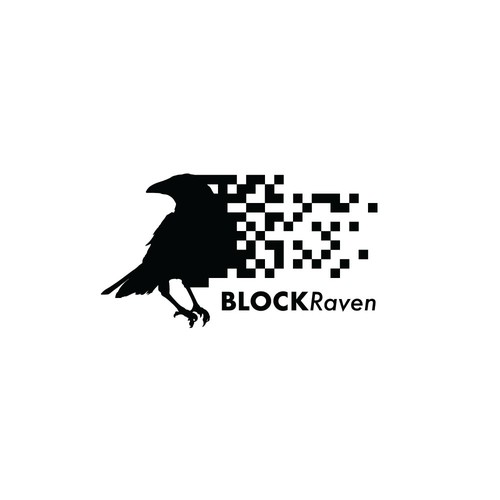 Logo Concept for BlockRaven