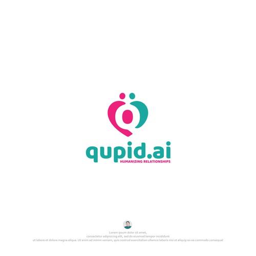 qupid.ai Logo Concept