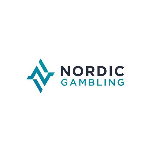 Nordic Gambling logo design concept